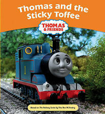 Thomas and the Sticky Toffee (Thomas & Friends), , New Book