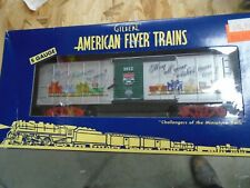 American Flyer LIONEL 48825 2012 HOLIDAY BOXCAR