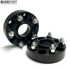 4x 25mm High-tec Forge Wheel Spacer for Land Rover Discovery 3,4 Range Rover 3,4