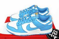 Nike Dunk Low Coast Sail University Gold UNC Blue White UK 3 4 5 6 7 8 9 US New