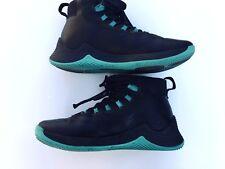 Jordan Ultra Fly 2 Clear Jade/897998-012 Men's Nike Zoom Air Black Shoes Size 8