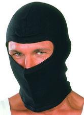 Gesichtschutz, Facemask,Sturmhaube, Balaclava, schwarz, waschbar,Universalgröße