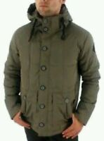O'NEILL Mens Advanced Down Coat Jacket Green Size Large BNWT
