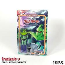 Frankentoys - FT02 - Vegan Soldier Variant (Goldrake Grendizer Goldorak)