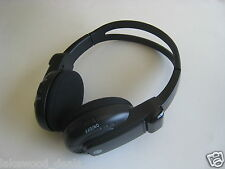 INFINITI QX60 QX70 QX80 JX35 DVD ENTERTAINMENT WIRELESS (1) HEADPHONES (USED)