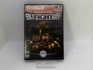 Def Jam: Fight for NY (PlayStation 2, 2004) Greatest Hits Version