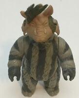 Vintage Kenner 1984 Teebo Star Wars Figure ROTJ Ewok w/ Head dress