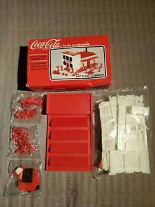 Coca Cola coke Train O Scale Kit bottling company K-40111 model vintage new