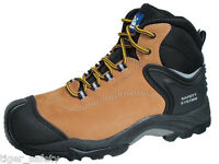 Himalayan 4109 S3 SRC Honey Composite Toe Cap Metal Free Waterproof Safety Boots