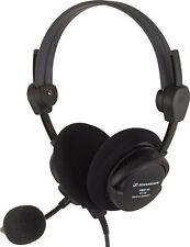Combiné micro/casque Professionnel SENNHEISER HMD 46 ATC 300