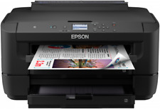 Epson WorkForce WF-7210DTW A3 Printer 2 Trays Duplex Wi-Fi AirPrint Scan Copy