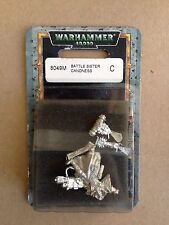 Warhammer 40k Sisters of Battle Canoness Combi Weapon Metal BNIB New Sealed OOP
