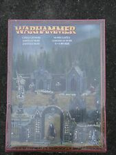 Warhammer scenery, jardin de morr, bnib
