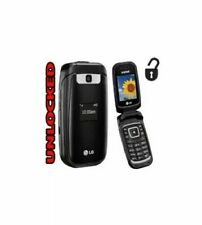 LG B460 AT&T Cricket 4G GSM UNLOCKED Camera Flip Cell Phone