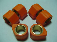 Yamaha Zuma Jog Keeway Fact Matrix  Pulley Slider Weights 15x12 6 Gram