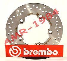DISCO FRENO POSTERIORE BREMBO YAMAHA YZF R6 600 YZF R1 1000 DAL 2003  68B40750