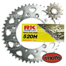 HONDA XR250 XR RK HEAVY DUTY CHAIN AND SPROCKET KIT