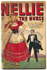 Nellie the Nurse #15 1948- KURTZMAN- Golden Age humor G