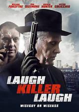 Laugh Killer Laugh (DVD, 2014, WS) William Forsythe, Tom Sizemore   LN