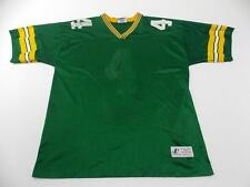 PREOWNED VINTAGE BRETT FAVRE #4 GREEN BAY PACKERS MENS X-LARGE FOOTBALL JERSEY