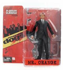 "Cult Classics, Reservoir Dogs: ""Mr. Orange"" Action Figure (NECA/Reel Toys) NEW"