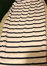 ELEVENPARIS Stretchy Ladies Black And White Skirt Size XS Designer Brand