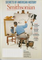 Smithsonian October 2013 Secret of American History; The Real Norman Rockwell