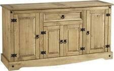 Pine Kitchen Less than 30 cm Width Cabinets & Cupboards