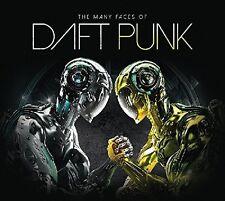 Daft Punk - Many Faces of Daft Punk [New CD] Argentina - Import