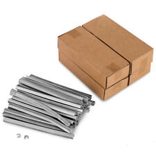New listing 5 Boxes of U-shape Clips (20000pc) for U-shape Sausage Clipping Machine Us Stock