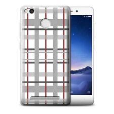 Étuis, housses et coques mat en silicone, caoutchouc, gel pour téléphone mobile et assistant personnel (PDA) Xiaomi