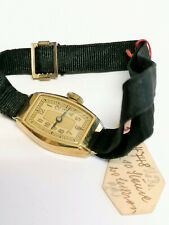 Neue - Art Deco - Damen - Uhr mit mech Werk **defekt**.