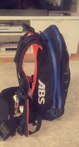 ABS Powder Rucksack 16l !Schnäppchen!