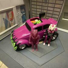 Kenner MASK Detonator Action Figure & Vehicle Playset Complete Venom 80s Retro