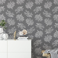 SMALL Sturdy Reusable Wall Stencils for DIY Chelsea Allover Wall Stencil