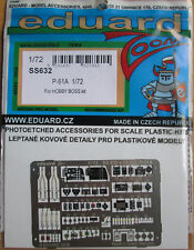Eduard 1/72 SS632 Zoom Etch for the Hobby Boss P-61A Black Widow kit