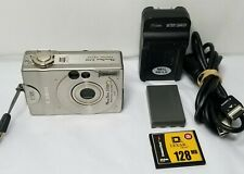 CANON POWERSHOT S110 Digital Camera ELPH 2.1MP  5.4-10.8MM PC1012