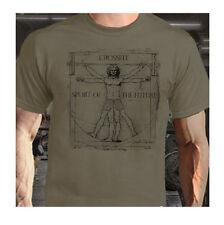 Gildan Cotton Blend Loose Fit T-Shirts for Men