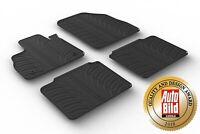 Design Passform Gummimatten Gummi Fußmatten für Renault Espace ab 2015>