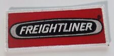 """FREIGHTLINER TRUCK PATCH 4"""" x 1.6""""  Trucker Patch Sew / Iron on Front of Hats !!"""