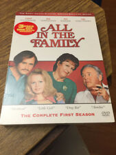 All in the Family - The Complete First Season (DVD, 2002, 3-Disc Set), Free Ship