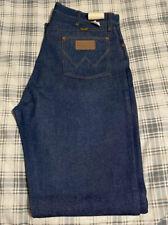 Vintage Wrangler New w/ Defects Pro Rodeo Cowboy Cut Jeans 36x36 Denim Pants Usa