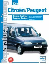 Citroen Berlingo Peugeot Partner Reparaturbuch Jetzt helfe ich mir selbst Buch
