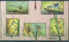 [P251] Belgium 2018 Insects complete set very fine MNH stamps
