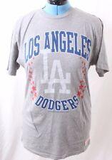 Mitchell & Ness Cooperstown Los Angeles LA Dodgers MLB Stars T Shirt Women's L