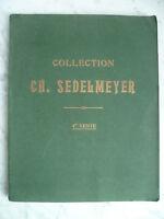 Catálogo De Venta Colección Ch Sedelmeyer Tomo IV Pizarras desseins1907