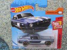 Hot Wheels 2018 #315/365 1967 MUSTANG purple HW Then and Now