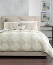 New Hotel Collection Diamond Embroidery King Duvet Cover