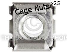 Écrous cage en métal: gamme Peugeot 306/307 / 307CC / 307SW / 308/4007 etc 151pe Pack de 25