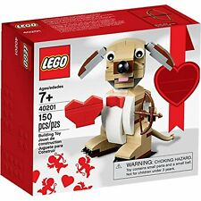 LEGO # 40201 VALENTINES CUPID DOG BRAND NEW FREE US SHIPPING!!!!!!!!!!!!!!!!!